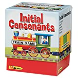 Edupress Phonics Train Game, Initial Consonants (EP62594)