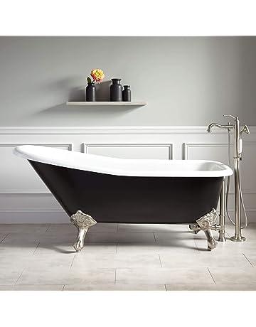 Clawfoot Bathtubs Amazoncom Kitchen Bath Fixtures Bathtubs