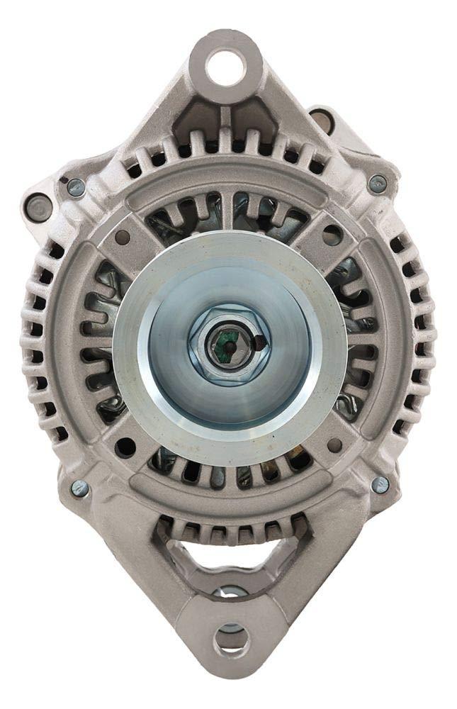 New Alternator for 5.2L V8 DODGE D//W SERIES PICKUPS 92 93 10463830 120Amp Internal Fan Type Solid Pulley Type External Regulator CW Rotation 12V 318
