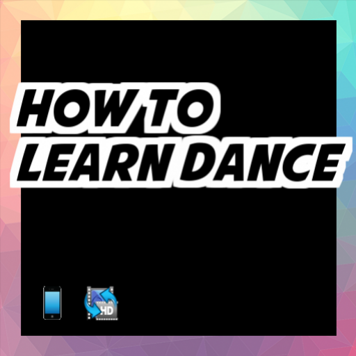 HaroldApp how to learn dance product image