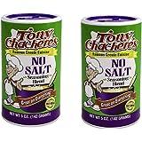 Tony Chachere's No Salt Seasoning Blend, 5 Ounce Shaker (Pack of 2)