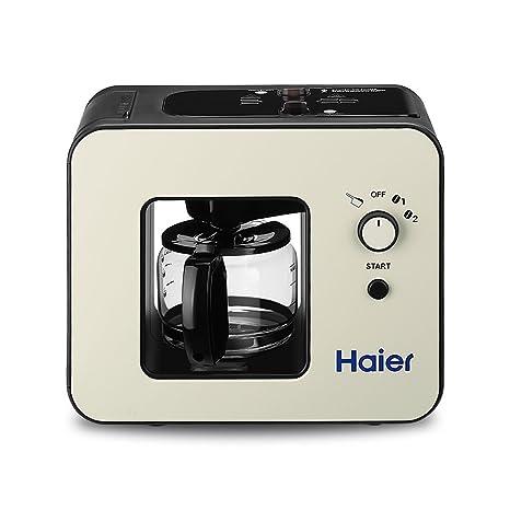 Amazon.com: Haier Brew cafeteras automáticas 4 taza con ...