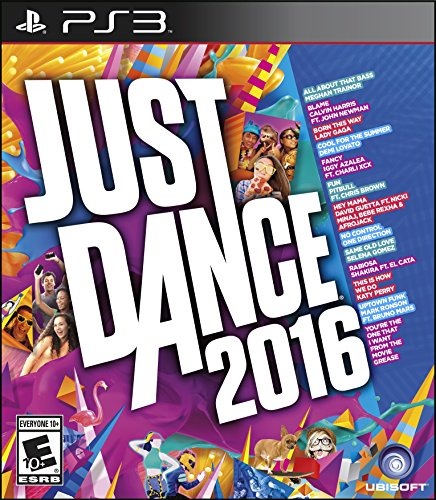 Just Dance 2016 - PlayStation 3 [Download Code]