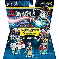 Paquete de niveles de cazafantasmas - Dimensiones de LEGO