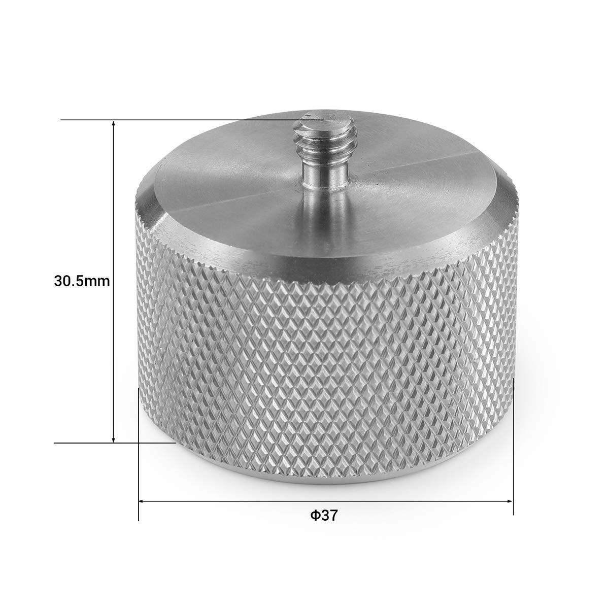 200 g de Contrapeso con Tornillo de 1//4-2285 SMALLRIG Contrapeso Removible Compatible con dji Ronin S y Zhiyun Gimbal