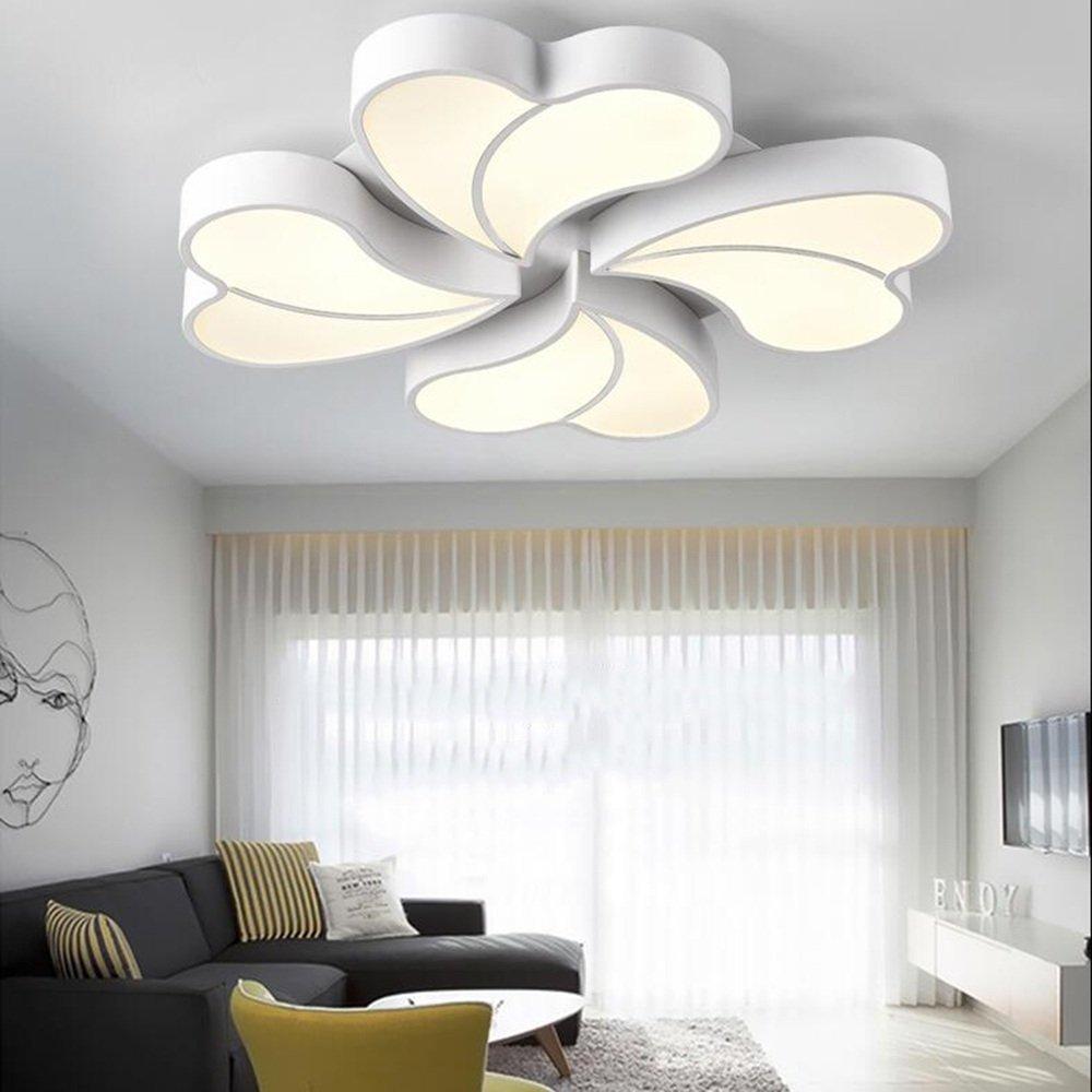 MOMO Flor Creativa de la Manera Simple Moderna llevó la luz de ...