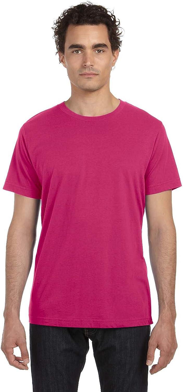 Bella Poly-Cotton Short-Sleeve T-Shirt (3650)