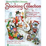 Leisure Arts Cross Stitch Stocking Collection
