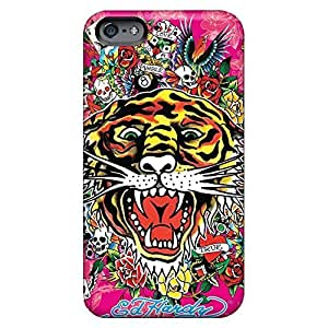 Covers mobile phone carrying covers Snap On Hard Cases Covers Extreme iphone 6plus 6p - ed hardy tiger Kimberly Kurzendoerfer