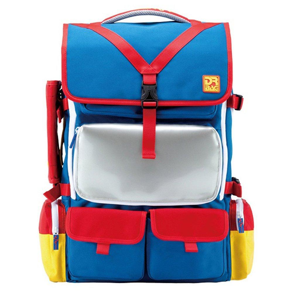 Dr.Bag UrbanTravel Backpack Airmesh Up to MACBook Pro 17'' / Mix Color