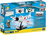 COBI Army Mistubishi A6M2 Zero Building Kit, Small, Multicolor by Cobi Toys, LLC