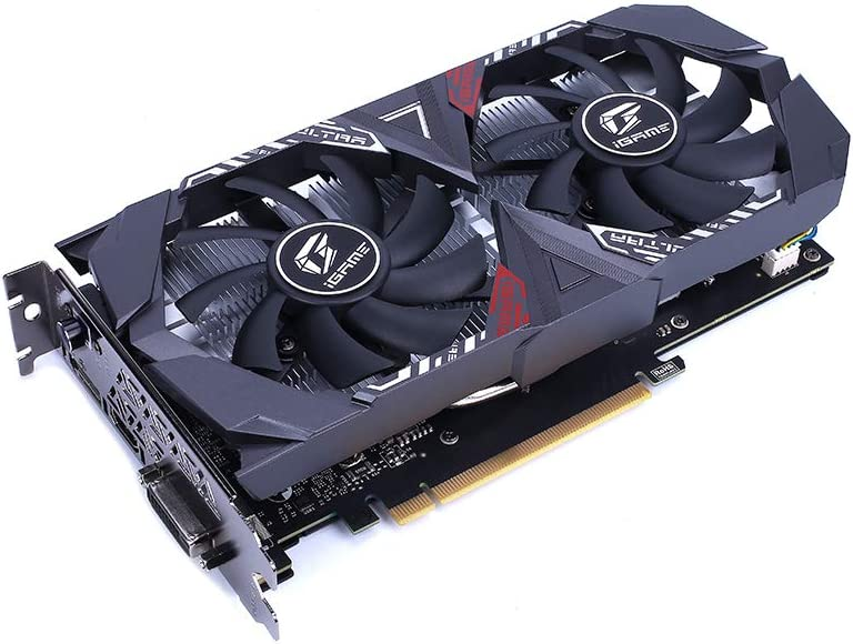 Artboy Colorful iGame GeForce GTX 1650 Super Ultra OC 4G GDDR6 Graphic Card