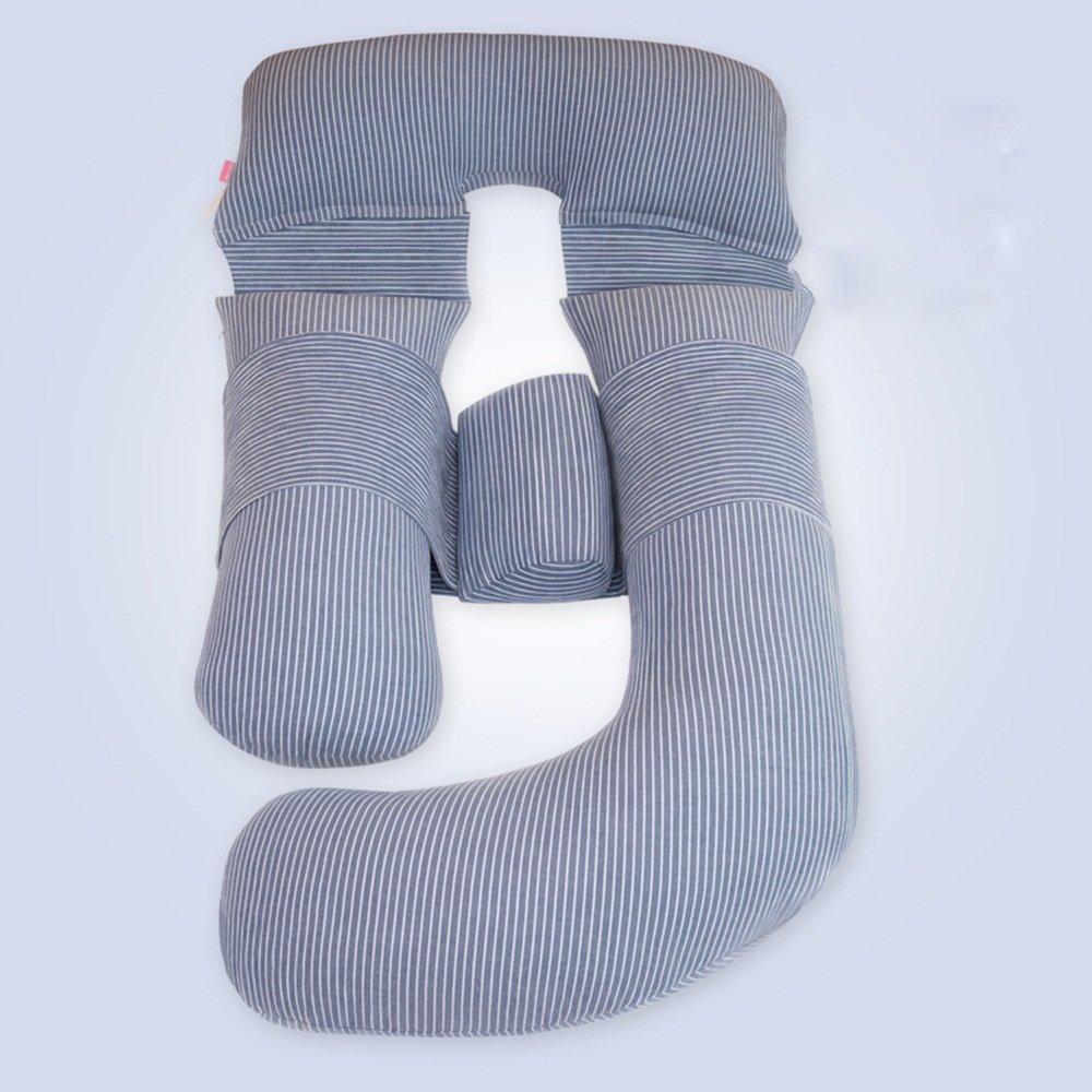 WEBO HOME- Oreiller de sommeil du ventre sommeil multi-fonctionnel - femmes enceintes oreiller - allaitement taille oreiller -