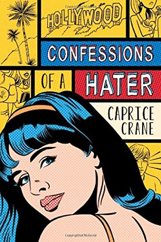 book cover of Confessions of a Hater