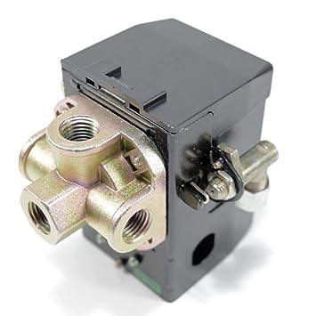 Craftsman e103951 Compresor De Aire Interruptor De Presión: Amazon.es: Bricolaje y herramientas
