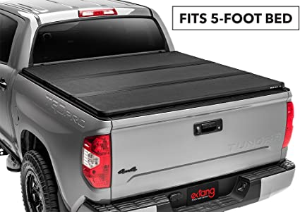 Amazon Com Extang Solid Fold 2 0 Hard Folding Truck Bed Tonneau