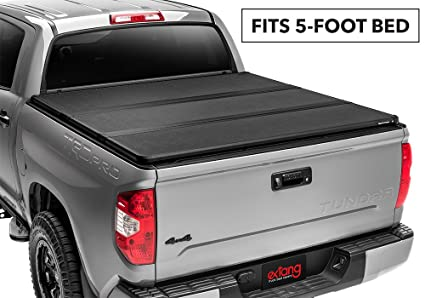 Toyota Tacoma Bed Cover >> Amazon Com Extang Solid Fold 2 0 Hard Folding Truck Bed Tonneau