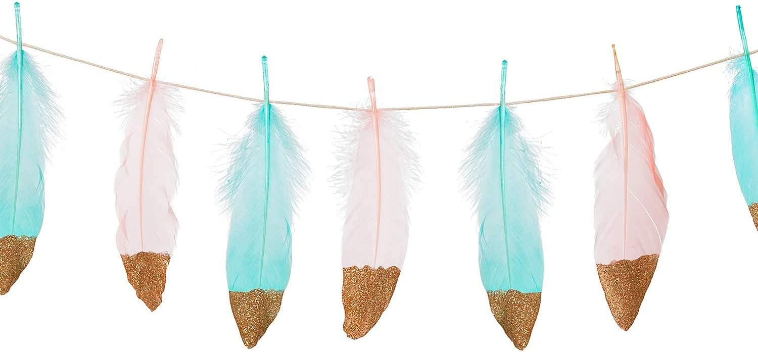 Garland for Teepee 18 Ft Garland Garland for Baby Shower Decoration for Teepee