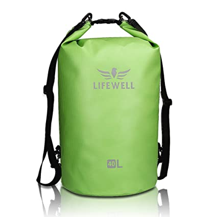 e22ac6b22f28 Amazon.com   LIFEWELL Floating Waterproof Dry Bag