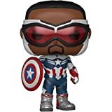 Funko Pop! Marvel: Falcon and The Winter Soldier - Captain America (Sam Wilson)