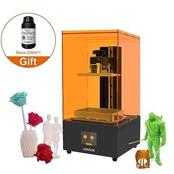 Impresora 3D de resina con 30 UV LCD 3D con sistema de filtración ...