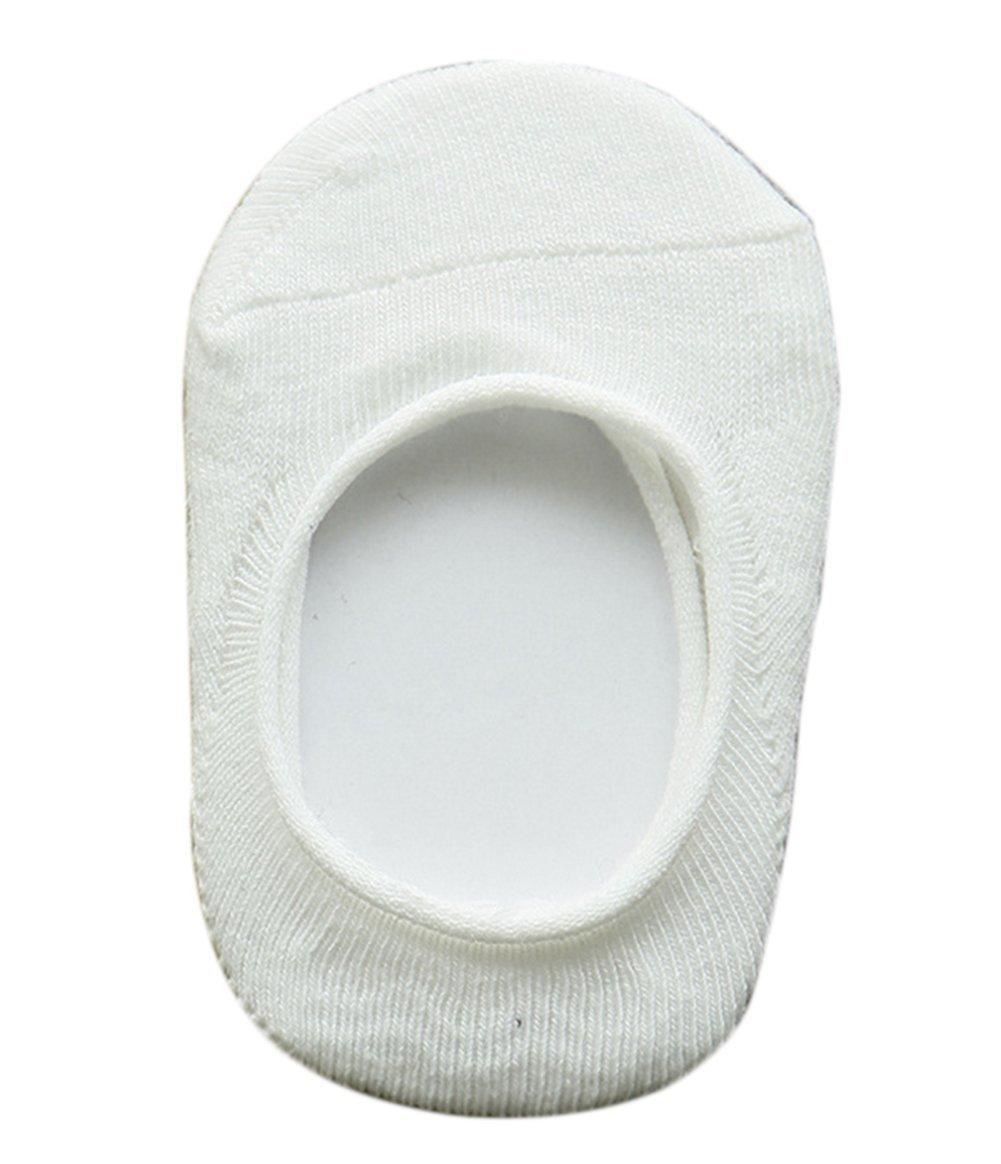 Da.Wa Baby Super Soft Cotton Rich Summer Invisible Trainer Socks