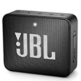 JBL GO2 - Bocina Bluetooth portátil (Resistente al Agua), Negro