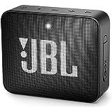 JBL GO2 - Waterproof Ultra Portable Bluetooth Speaker - Black