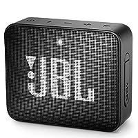 JBL GO2 – Waterproof Ultra Portable Bluetooth Speaker – Black