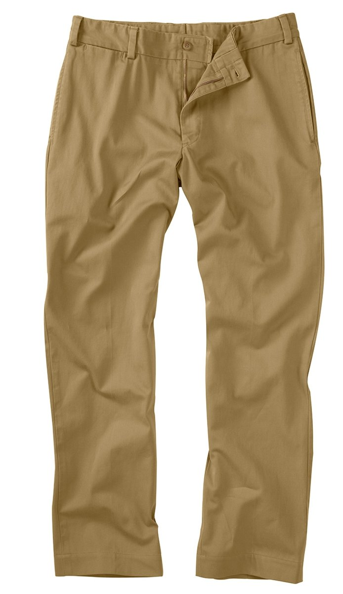 Bill's Khakis Original Twill Pants - M3 Style (32, British Khaki)