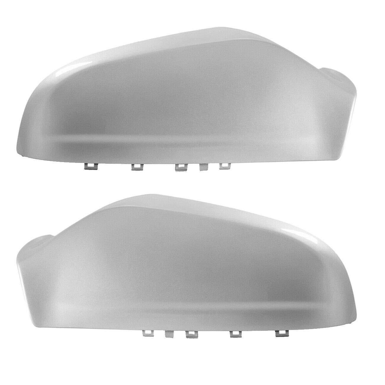 Spiegelkappen Silber zum Austausch MASO Spiegelkappen ausgetauscht Rechts Fiesta 2009~2015