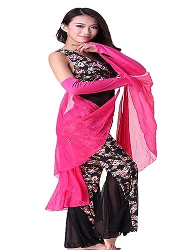 Danza Moderna mangas brazo funda India de danza del vientre Accesorios