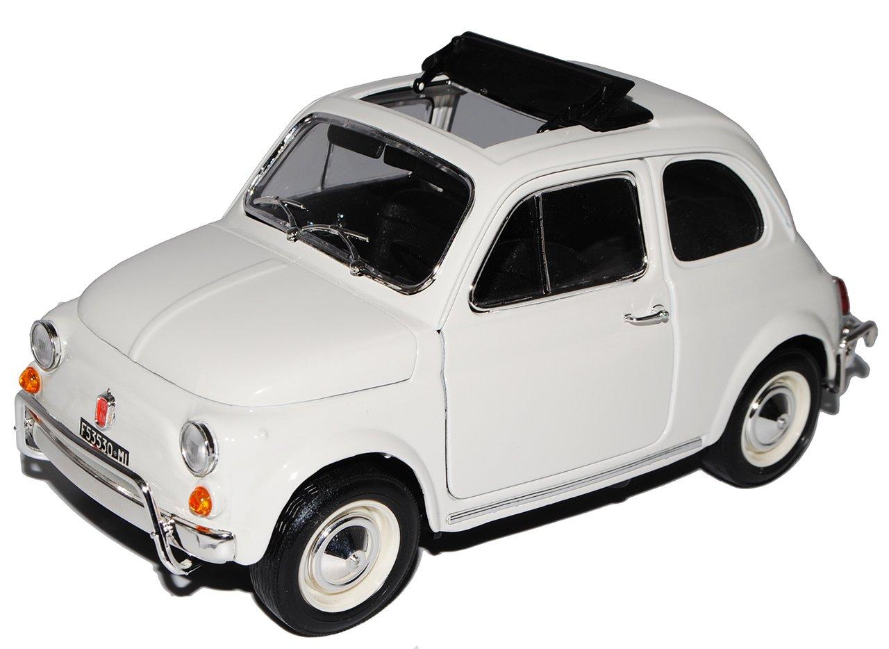 Bburago FIAT 500L Nuova Weiss 1957-1977 18-12035 1 16 1 18 Modell Auto B00JNXHV70 Miniaturmodelle Garantiere Qualität und Quantität   Vorzügliche Verarbeitung