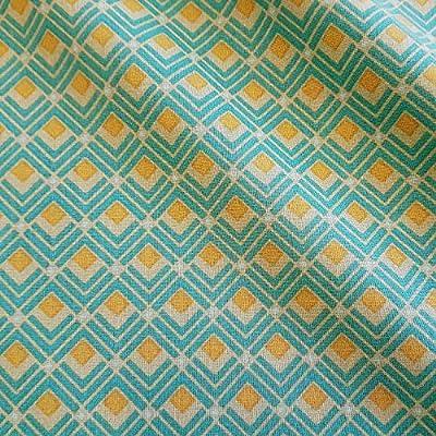 Stoff-Kollektion Tela de algodón por Metros, Color Verde y ...