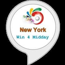 Amazon com: Winning Numbers for New York Win 4 Midday: Alexa