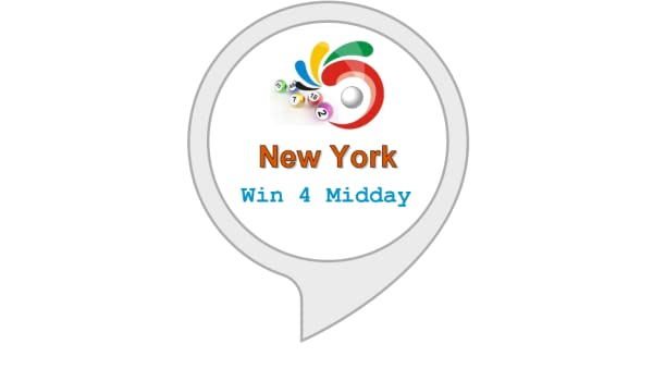 Amazon com: Winning Numbers for New York Win 4 Midday: Alexa