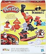 Conjunto Massinha Play-doh Disney Ferramentas Incríveis Play-doh Multicor