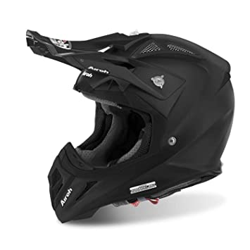 Airoh Aviator 2.2 mate negro Full Face casco Moto