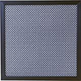 A+2000 Washable Electrostatic Permanent Custom Air Filter - 16'' x 25'' x 1''