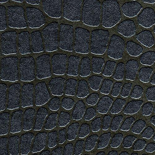シンコール  壁紙47m  モダン  ブラック  BB-8660 B075CZ3JBF 47m|ブラック
