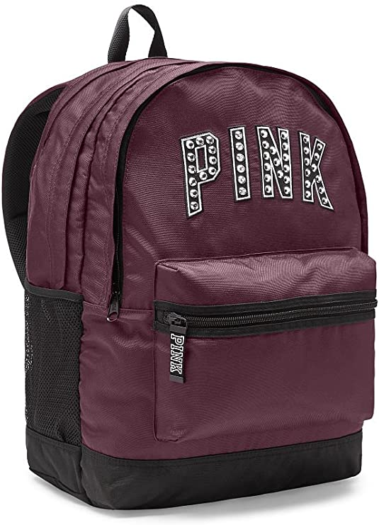 Officially Licensed NCAA Fanclub Backpack 18 Pink