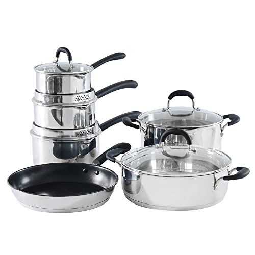 saucepans for induction hob. Black Bedroom Furniture Sets. Home Design Ideas