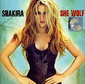 Shakira She Wolf Amazon Com Music