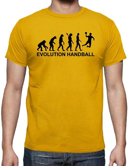 latostadora - Camiseta Evolución de Balonmano para Hombre: Florian ...