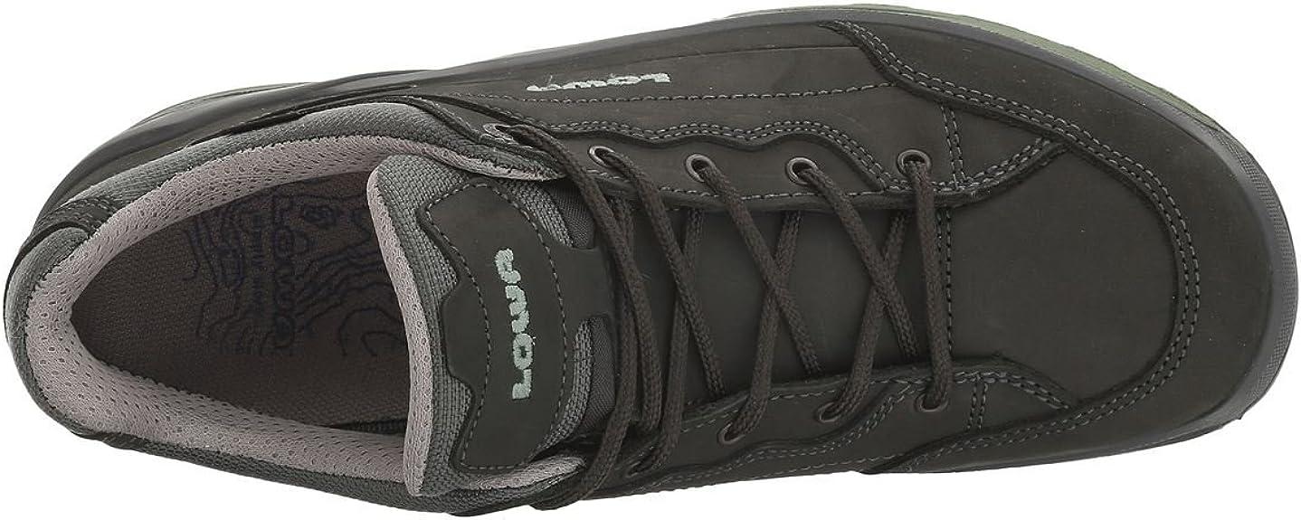 LOWA Renegade GTX LO Women Gore-Tex Outdoor Hiking Schuhe graphit 320963-9781