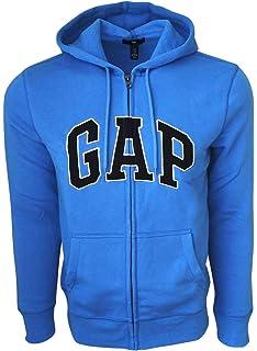 0c1c626a3 Amazon.com: GAP Boys Fleece Arch Logo Pullover Hoodie: Clothing