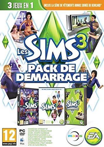 Les Sims 3 - Pack De Démarrage [Importación Francesa]: Amazon.es: Videojuegos