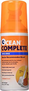 Ocean Complete Sinus Rinse, 6 Ounce (Pack of 3)