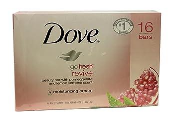 Amazon.com : Dove Go Fresh Revive Moisturizing Cream Beauty ...