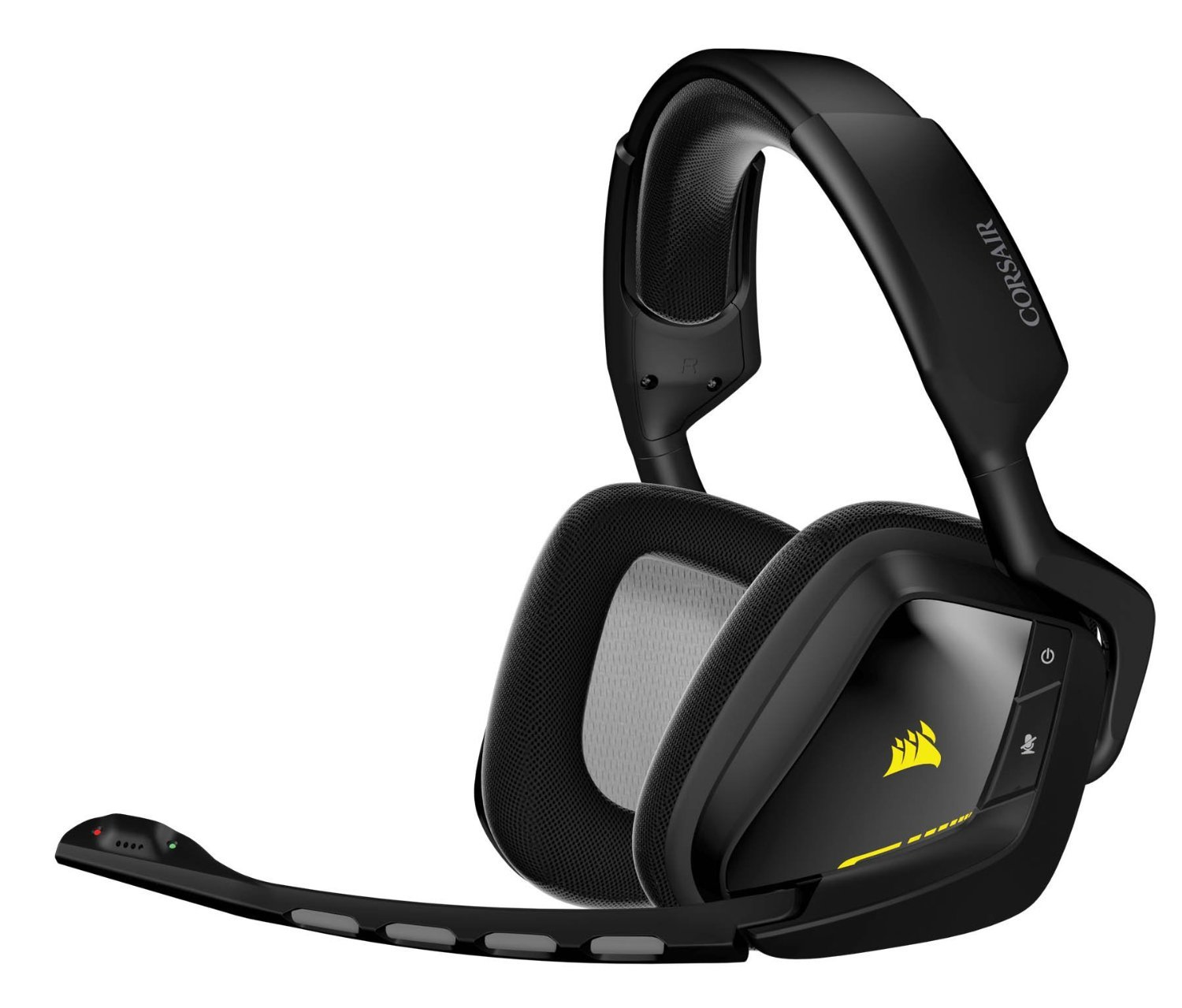 Corsair Gaming VOID Wireless RGB Gaming Headset - Carbon (Certified refurbished) CA-9011132-NA